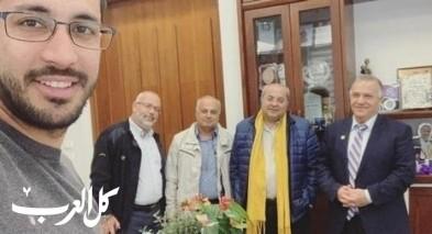 العربية للتغيير تتفق مع شيخ سليمان والقريناوي