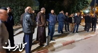 العشرات يتظاهرون في يافا احتجاجًا على ممارسات الشرطة