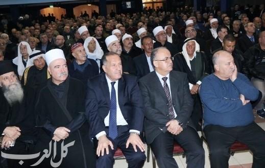 عائلة ذباح تحيي الذكرى الاولى لرحيل الحاج صالح ذباح