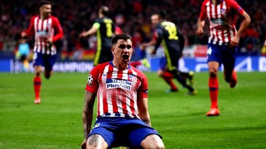 أتلتيكو مدريد يحقق انتصارا كبيرا على يوفنتوس