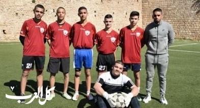عكا: دوري كرة القدم في أورط الشافعي