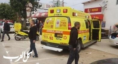 نيشر: إصابة شخصين إثر تعرضهما لإطلاق نار