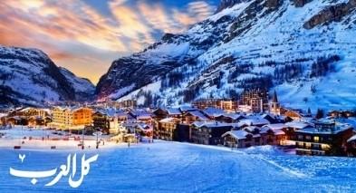 إليكم أفضل وجهات التزلج في أوروبا
