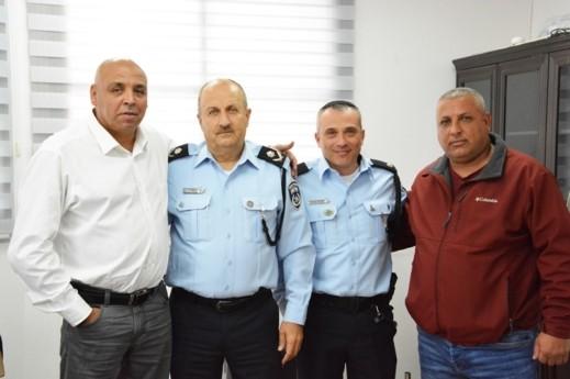 رئيس مجلس الزرازير يلتقي اللواء جمال حكروش