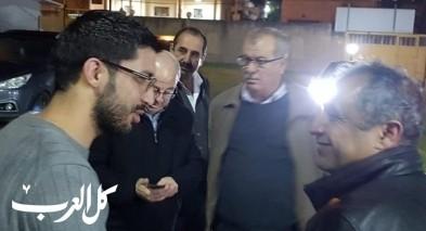 الطيبة: جلسة مع العربية للتغيير بدون اي تقدم