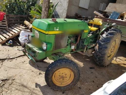 إتهام مواطنين من المشهد وكفر مصر بسرقة مركبات زراعية