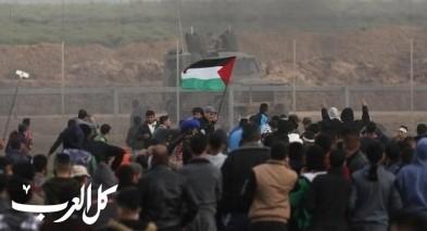 تواصل مسيرات العودة على الحدود في قطاع غزة في أسبوعها الـ48 على التوالي