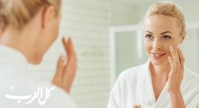 3 خلطات طبيعية لتنظيف البشرة الدهنية