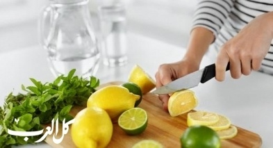 هل سمعت من قبل عن رجيم الليمون؟