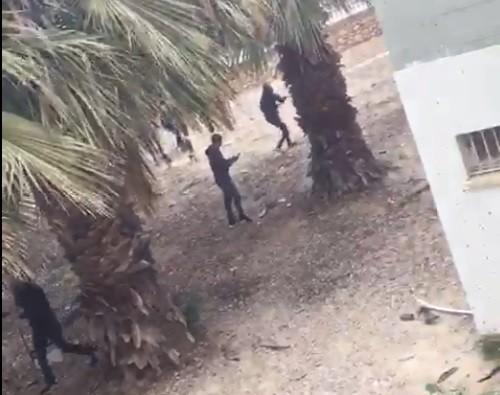 شجار بين طلاب مدرسة في النقب