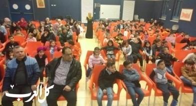 مشروع جديد في مدرسة ابن سينا كفرمندا