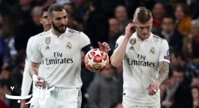 اياكس يكتب التاريخ ويهين ويقصي ريال مدريد من التشامبيونز