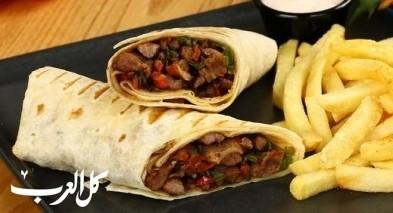 ساندويش الفاهيتا اللذيذ.. صحتين وهنا
