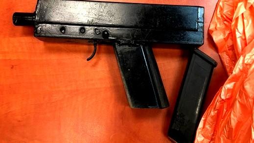ساجور: اعتقال مشتبه بعد ضبط سلاح