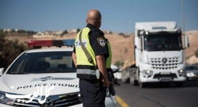 مصرع فلسطيني برصاص الشرطة على شارع 90