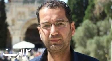 عليان: بعض الأنظمة العربية شريكة باعتداء الأقصى