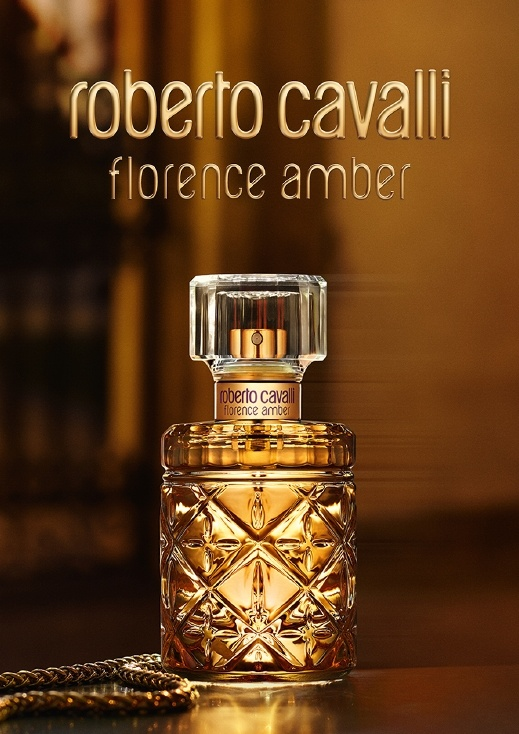 Florence Amber – الإصدار الجديد من بيت كافالي