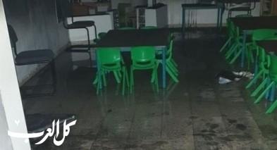 اندلاع حريق داخل حضانة أطفال في طوبا