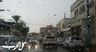 الطقس: أمطار وأجواء شتوية باردة