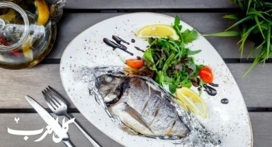 توصيات لتحضير وجبة السمك الصحية