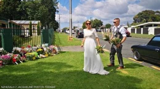 ريس وكيلي وطريقة للتضامن مع ضحايا نيوزيلندا