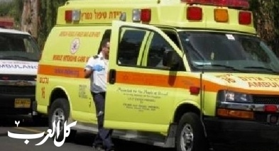 النقب: إصابة شاب (28 عامًا) في حورة