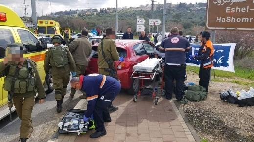 مقتل جندي اسرائيلي في عملية اريئيل