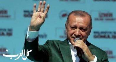 أردوغان: نجل نتنياهو يستخدم عبارات تشبه إرهابي نيوزيلندا