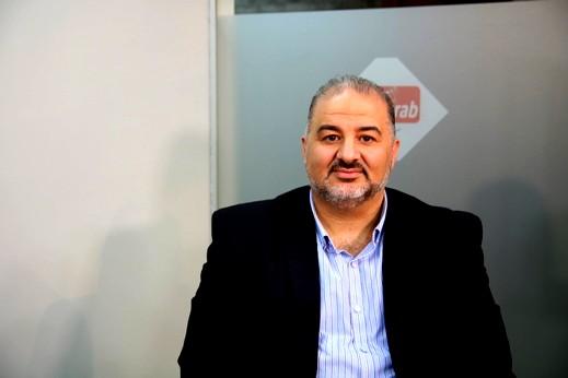 نتيجة بحث الصور عن site:alarab.com منصور عباس