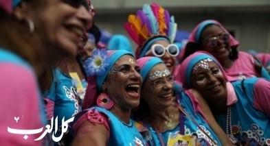مهرجان ريو دي جانيرو.. بالصور