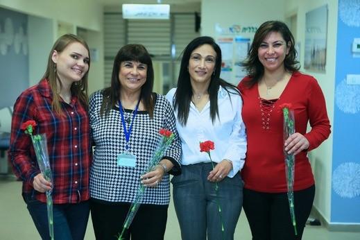 مركز صحة المرأة بأبراج الناصرة ينظّم يومًا كلّه صحة