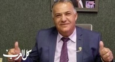 سلام رئيس بلدية الناصرة يعايد على الامهات