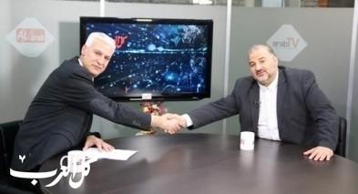 عباس  لـarabTV: تفاجأت من تحالف الجبهة والتغيير