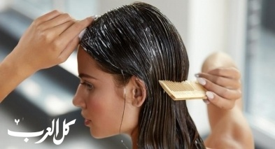 مساج الرأس لنمو الشعر وتقويته