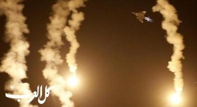 الجيش: قصفنا موقعا تابعا لحماس في قطاع غزة