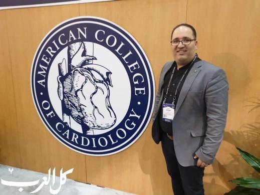مشاركة د. محسن في مؤتمر أمراض القلب