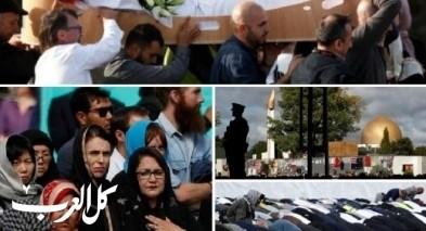 نيوزيلاندا: حشود بإحياء ذكرى شهداء مجزرة المسجدين