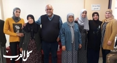 كابول: أسرة ابن سينا تزور نادي المسنّات