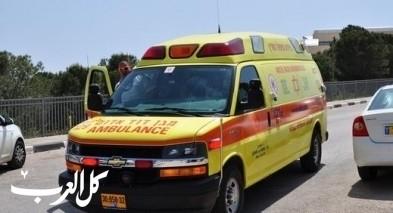 إصابة شاب طعنًا في نتسيرت عيليت