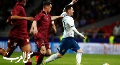 فنزويلا تهزم الأرجنتين في ليلة عودة ميسي