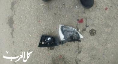 الشرطة: مشتبه من دالية الكرمل دهس شرطيا