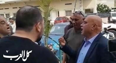 فيديو: أهالي باقة يعاتبون النائب فريج