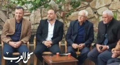 اجتماع انتخابي للموحدة والتجمع في نحف