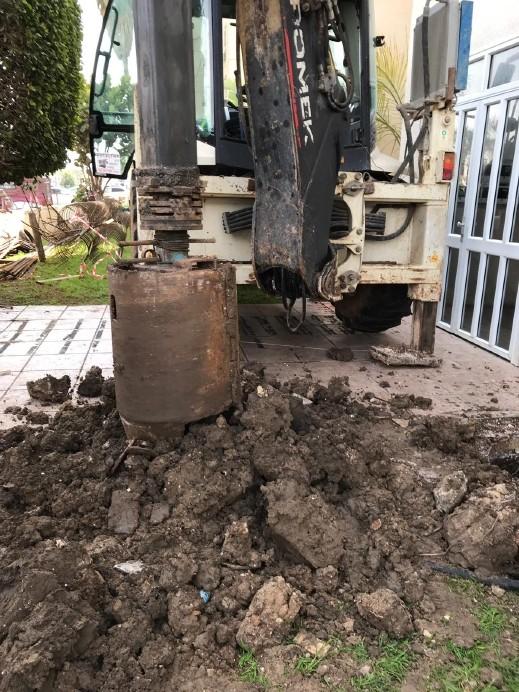 تسرّب غاز خلال أعمال ترميم في نهاريا