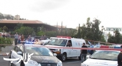 إصابة سيدة جراء حادث طرق قرب لبيدوت