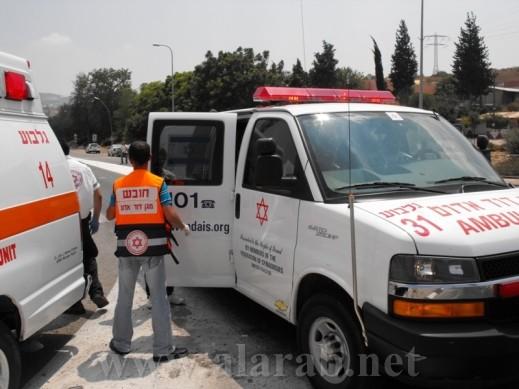 مصرع فلسطيني وإصابة آخر في حادث طرق قرب تيليم