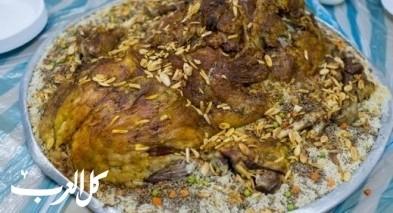طريقة تحضير المدفونة بالدّجاج.. وصفة سهلة
