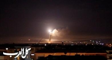 سورية: غارات اسرائيلية على مستودعات أسلحة بحلب