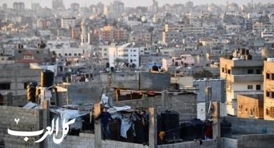 إصابات في غارة إسرائيلية على قطاع غزة