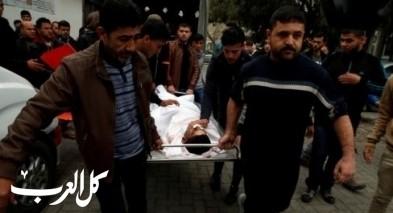 غزة: استشهاد شاب برصاص الجيش الاسرائيلي